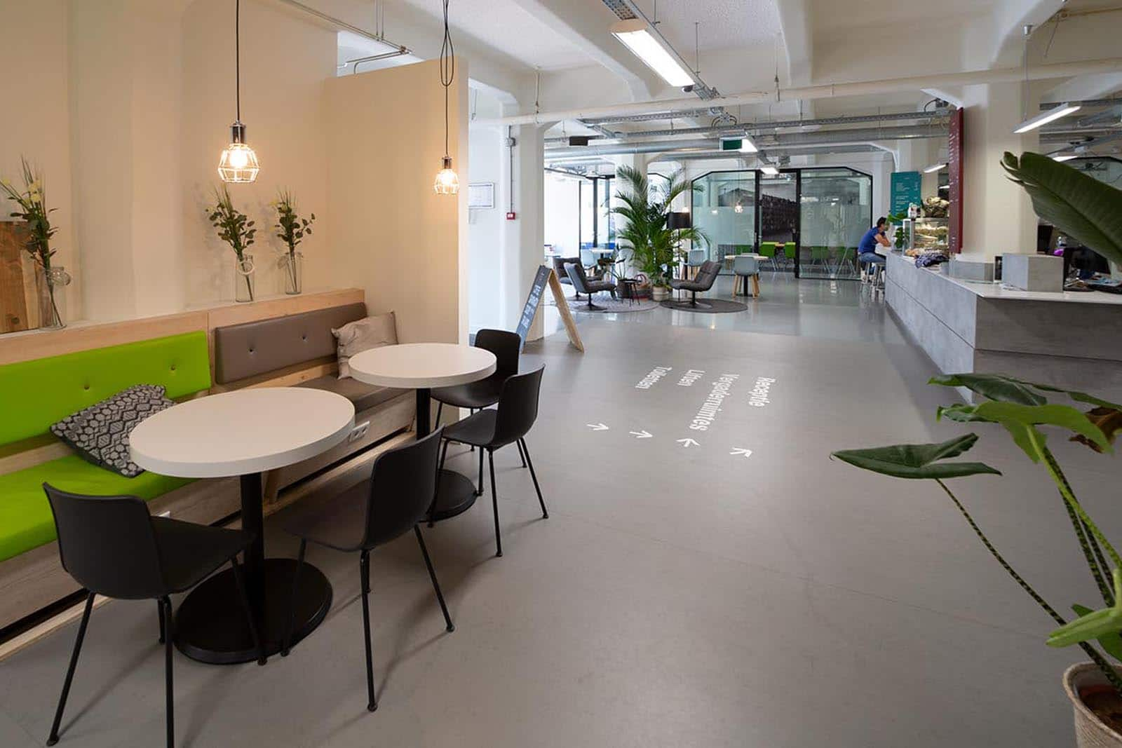 HNK Amsterdam Houthavens - Managed offices
